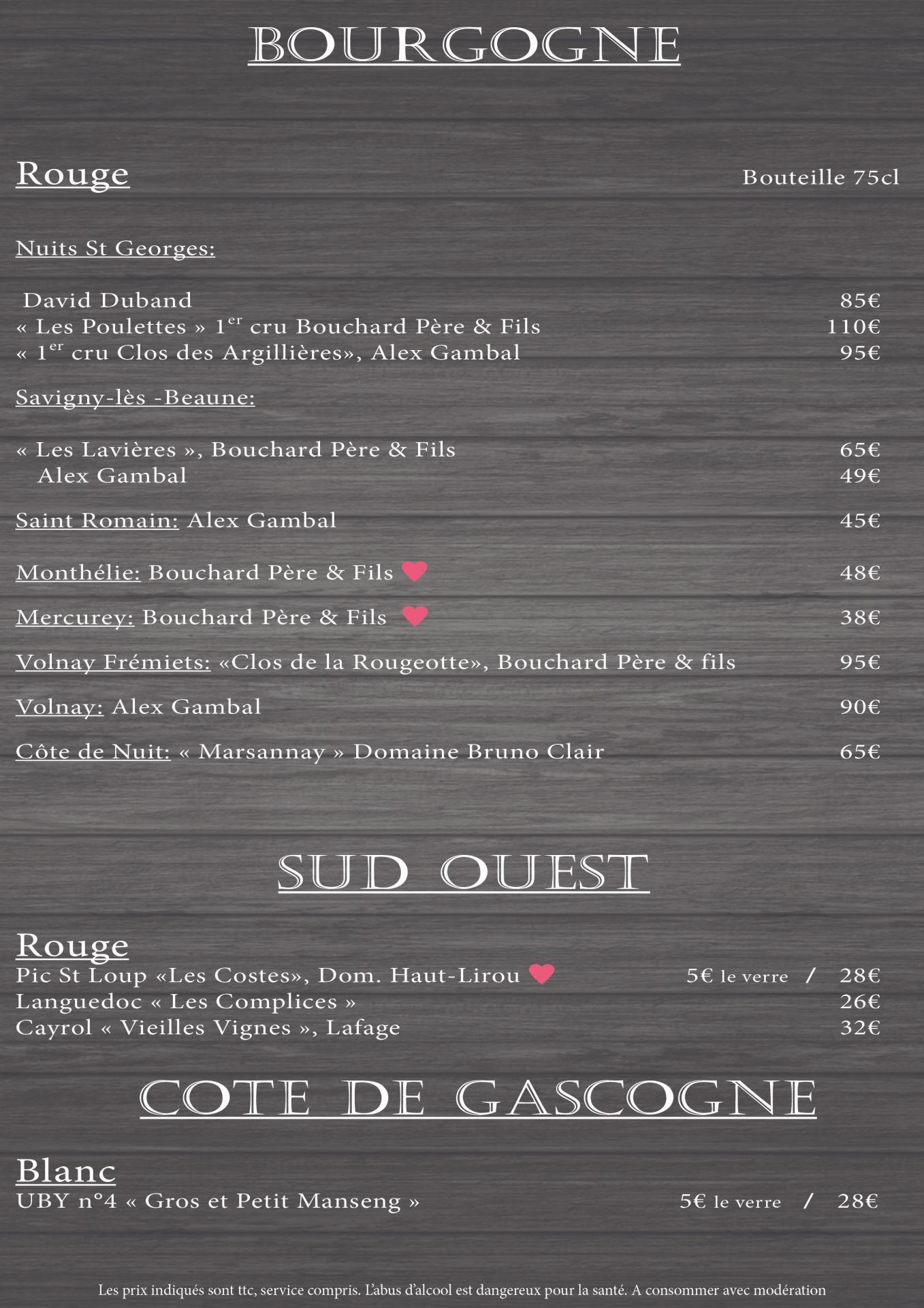 Carte des vins juil 2021 page 2