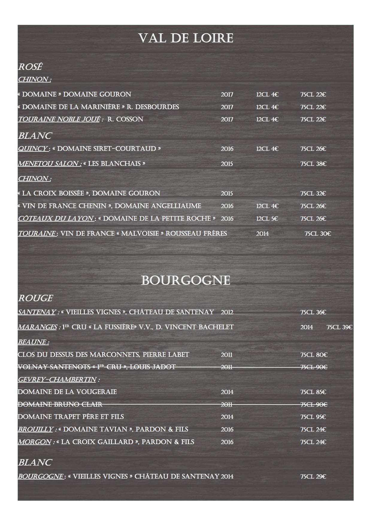 Carte des vins sept 2018 2