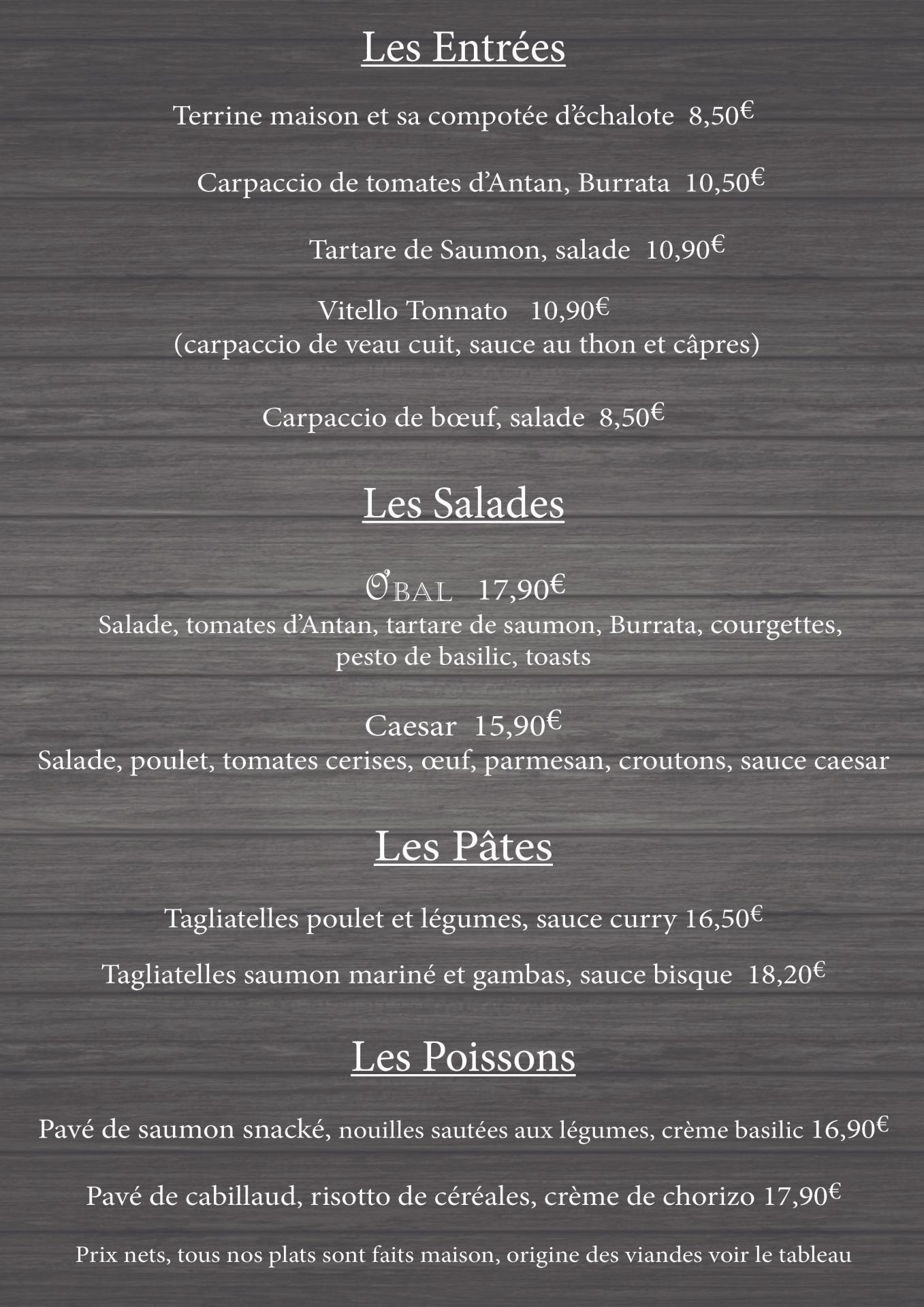 Carte restaurant 1 web juin 2021